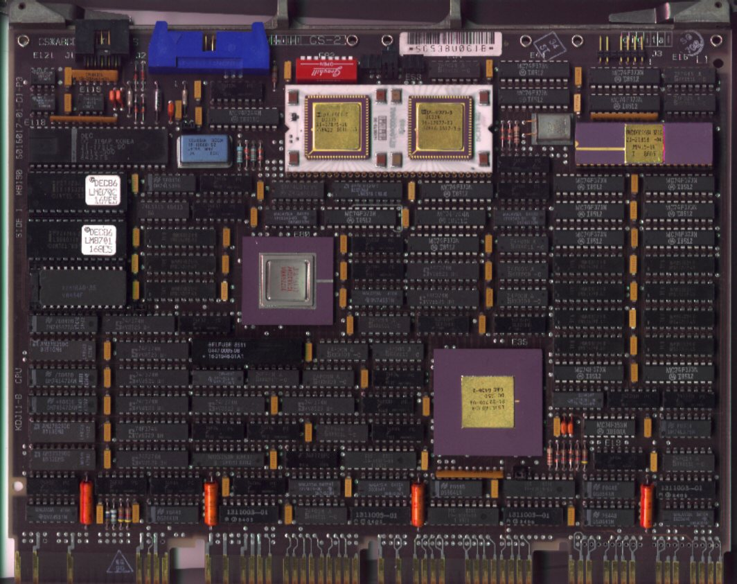KDJ11-B Processor
